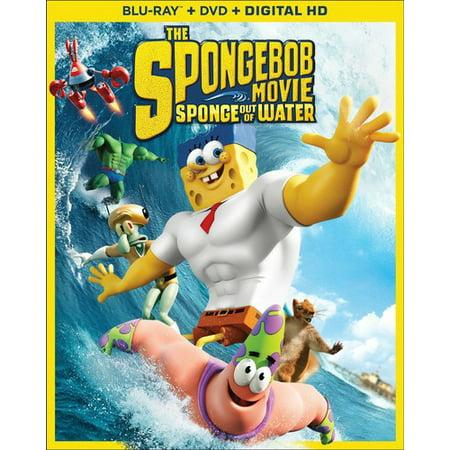 The SpongeBob Movie: Sponge Out of Water (Blu-ray)