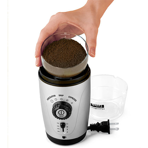 Hamilton Beach Custom Coffee Grinder, 80365