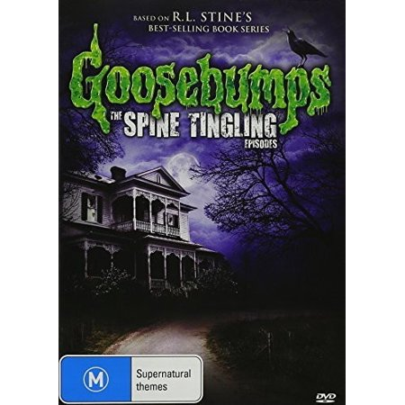 Goosebumps: The Spine Tingling Eps (DVD) - Goosebumps Stay Out Of The Basement Movie