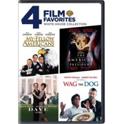 4 Film Favorites: White House Collection by TIME WARNER
