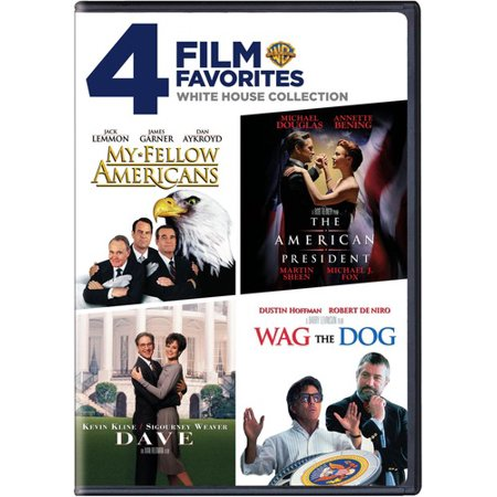 4 Film Favorites  White House Collection