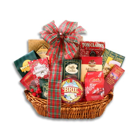 holiday indulgences gourmet food christmas gift basket