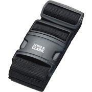 Quick-Release Luggage Belt, Black
