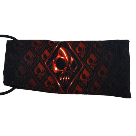 Wicked Sports Paintball Barrel Cover / Sock - Wicked Skulls -