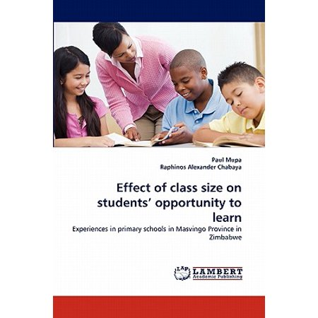 Effect of Class Size on Students' Opportunity to