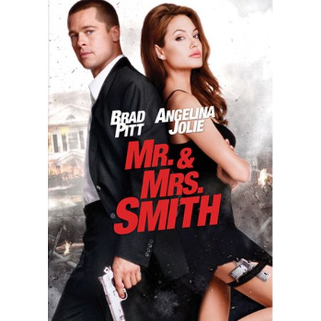 Mr. and Mrs. Smith (DVD) - Mrs Frizzle