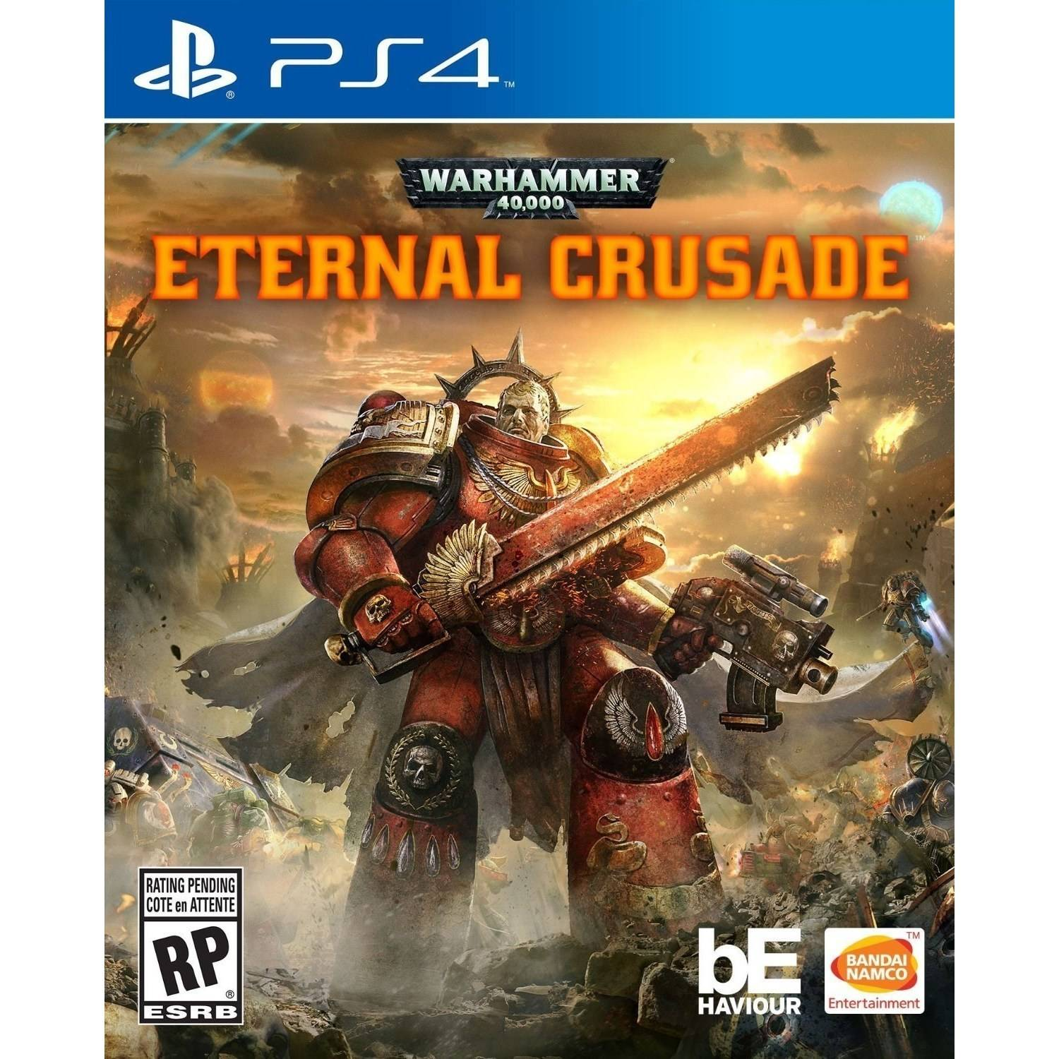 WARHAMMER 40K ETERNAL (PS4)