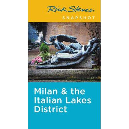 Rick steves snapshot milan & the italian lakes district: 9781631216770 - Lake District Halloween