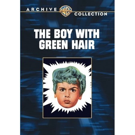 The Boy With Green Hair (DVD) (Actresses With Dark Hair And Green Eyes)