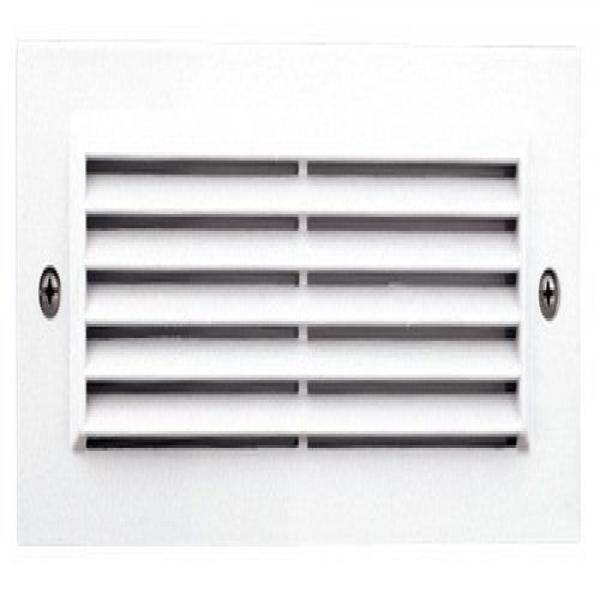 Elco Lighting ELST81W LED Brick Light with Angled Louver