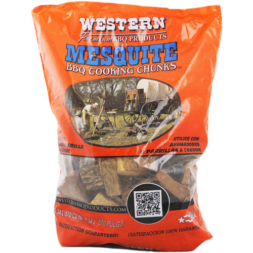 Western Cookin' Chunks, Mesquite