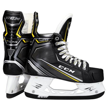 CCM Tacks Classic Pro+ 9080 SMU Senior Hockey Skates SIZE: 10 WIDTH:
