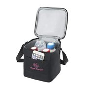 Mommy Knows Best Extra Tall Breast Milk Baby Bottle Cooler Bag For Insulated Breast milk Storage