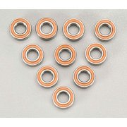 PANTHER PRODUCTS B510410RM Rubber/Metal Shielded Bearing 5x10x4 (10) Multi-Colored
