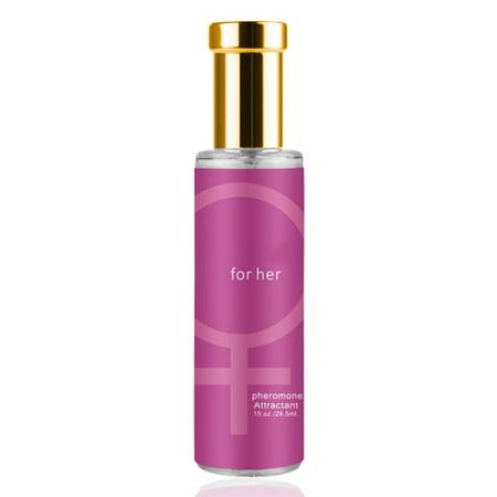 Unisex Sexy Pheromone Attractive for Women Men Body Spray Oil with Pheromones,Flirting Perfume Long-Lasting Fragrance Rose Perfume Body Oil