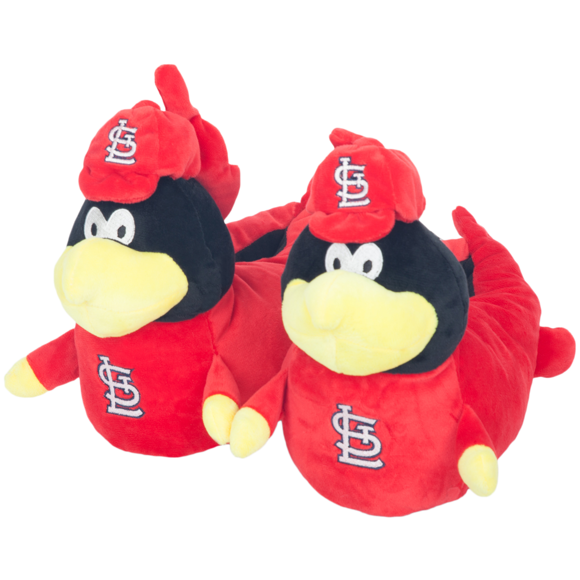 St. Louis Cardinals Youth 3D Mascot Slippers