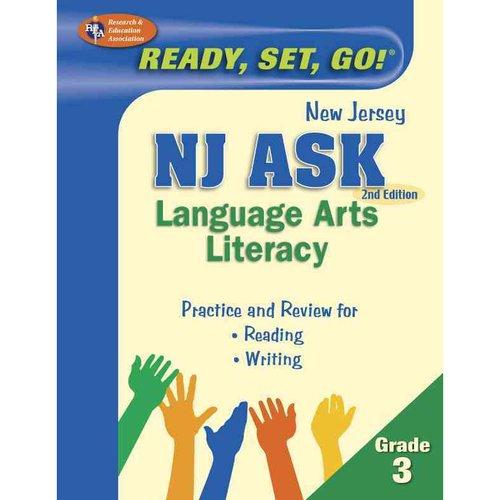 New Jersey NJ ASK Language Arts Literacy, Grade 3