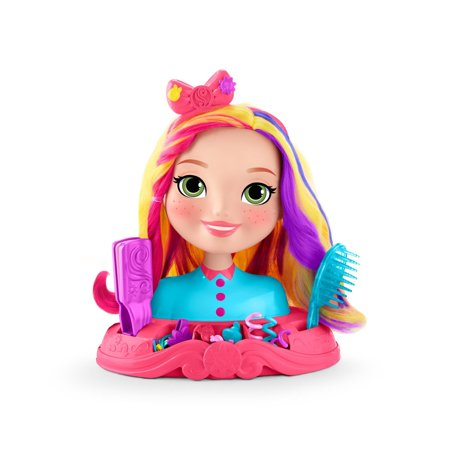 Sunny Day Sunny Styling Head with 15 Hair Accessories](Barbie Fairytopia Characters)