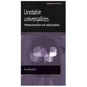 Unstable Universalities