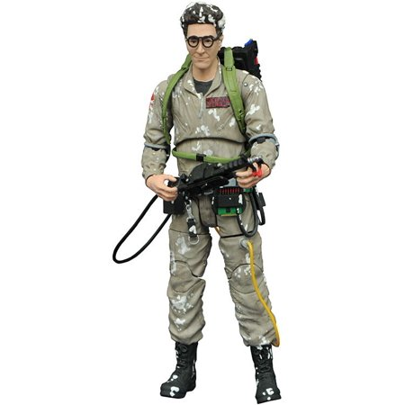 Ghostbusters Dr. Egon Spengler Action Figure [Marshmallow]](Ghostbusters Marshmallow Man)