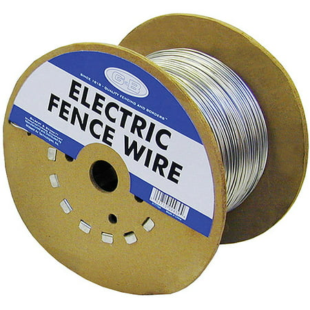 Midwest Air Tech/Import 2 Packs 1/2Mile 17GA Fence Wire