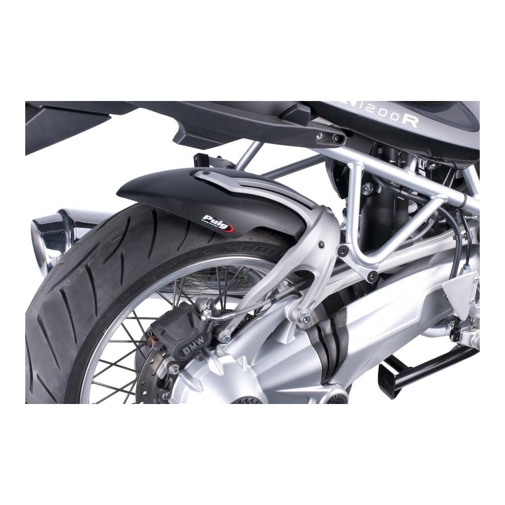Puig Bmw Rear Tire Hugger (Matte Black) - 5861J