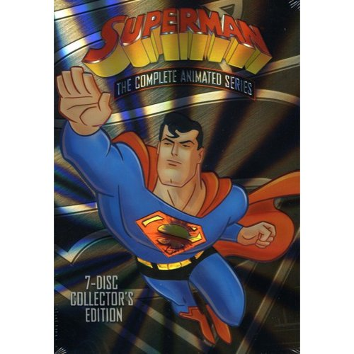 Superman: The Complete Animated Series (Collector's Edition) (Full Frame)