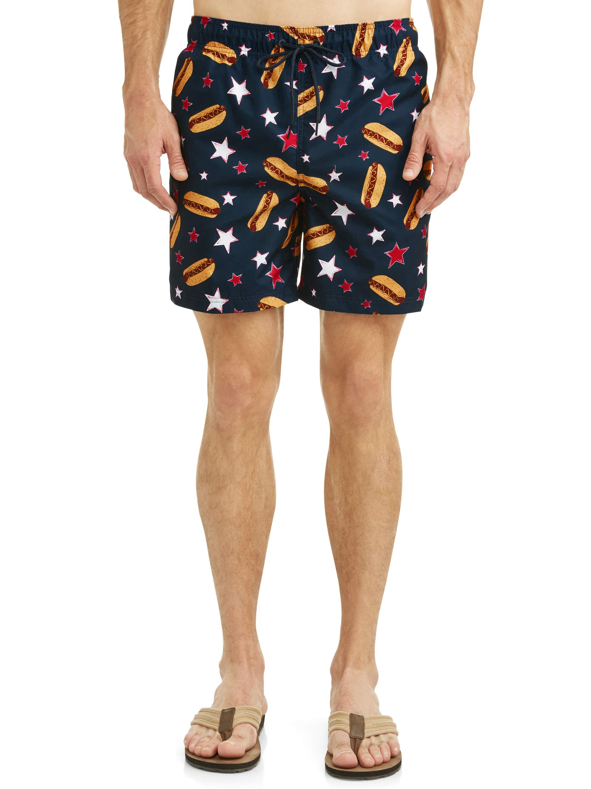 Men's Hotdog Swim Short, up to size 5XL