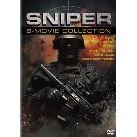 Sniper / Sniper 2 / Sniper 3 / Sniper: Reloaded / Sniper: Ghost Shooter / Sniper: Legacy (DVD)](Ghost Adventures Halloween Special Part 2)