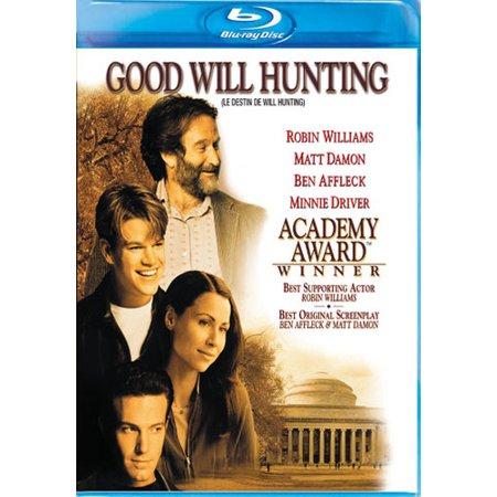 Good Will Hunting  1998   Blu Ray   Blu Ray