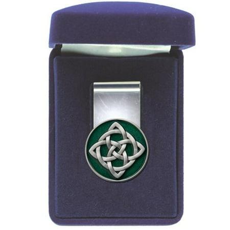 Celtic Knot Money Clip (Celtic Money Clip)