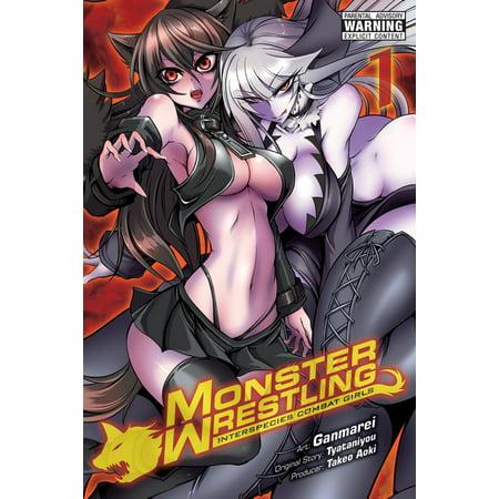 Monster Wrestling: Interspecies Combat Girls, Vol. 1 - eBook