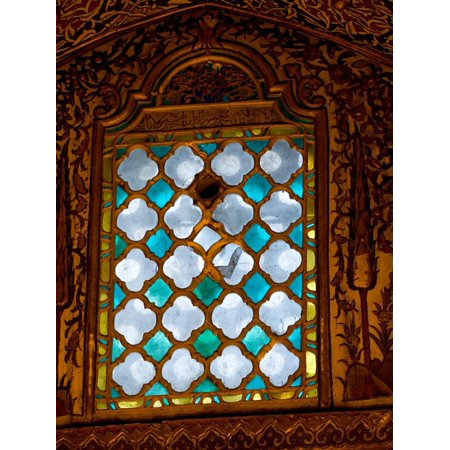 Mevlana Museum Wall and Ceiling Art, Konya, Turkey Print Wall Art By Darrell - 566 Turkey
