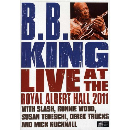 B.B. King: Live at the Royal Albert Hall 2011 (DVD)