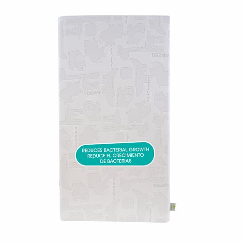 Kidicomfort Clear Sky Crib Mattress Pad With Tencel Cover Walmart Com