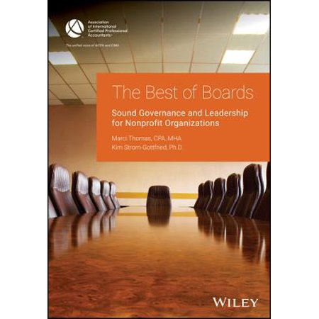 Best of Boards : Sound Governance and Leadership for Nonprofit
