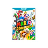 Super Mario 3D World, Nintendo, WIIU, [Digital Download], 0004549666012