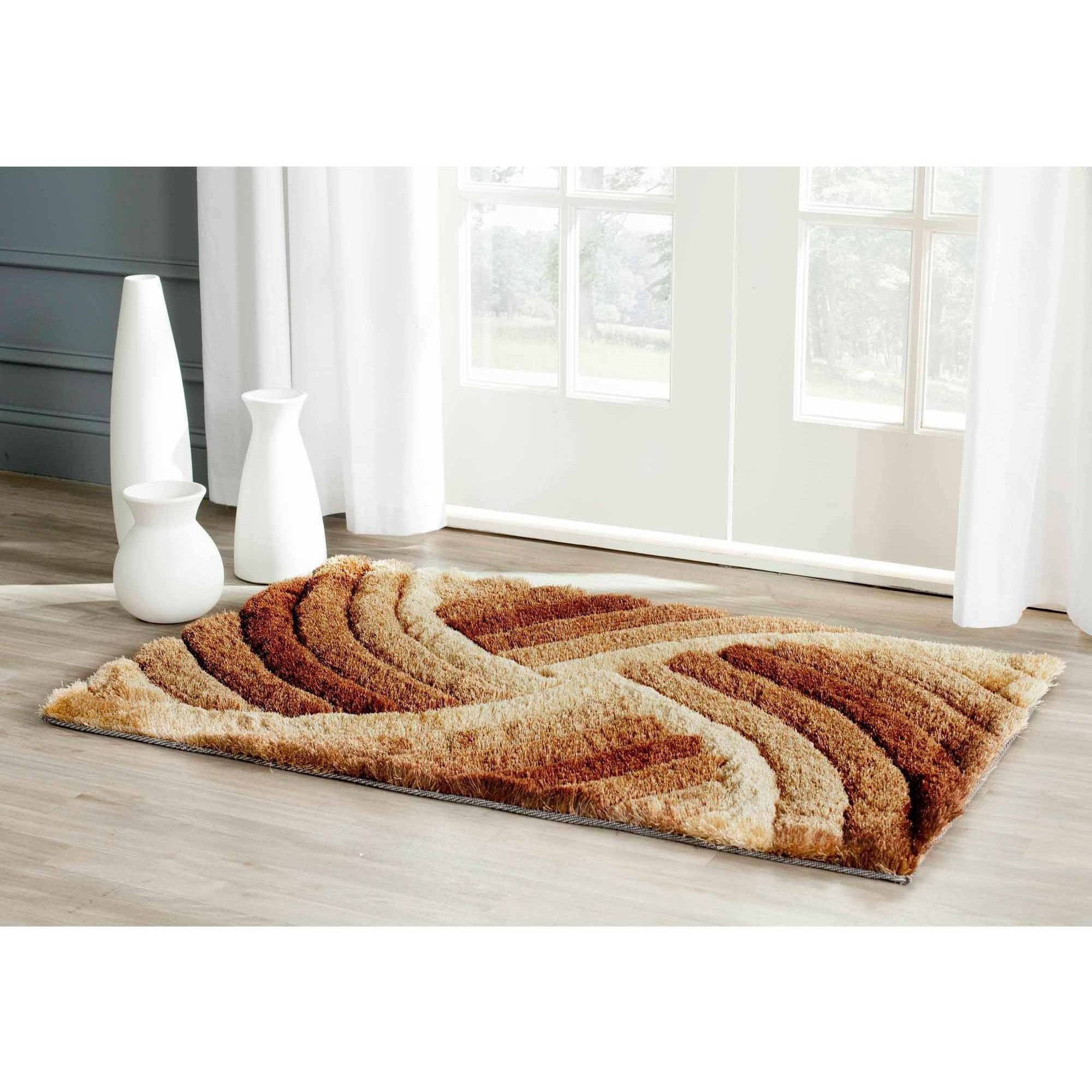 Safavieh Courtney Abstract Shag Area Rug or Runner