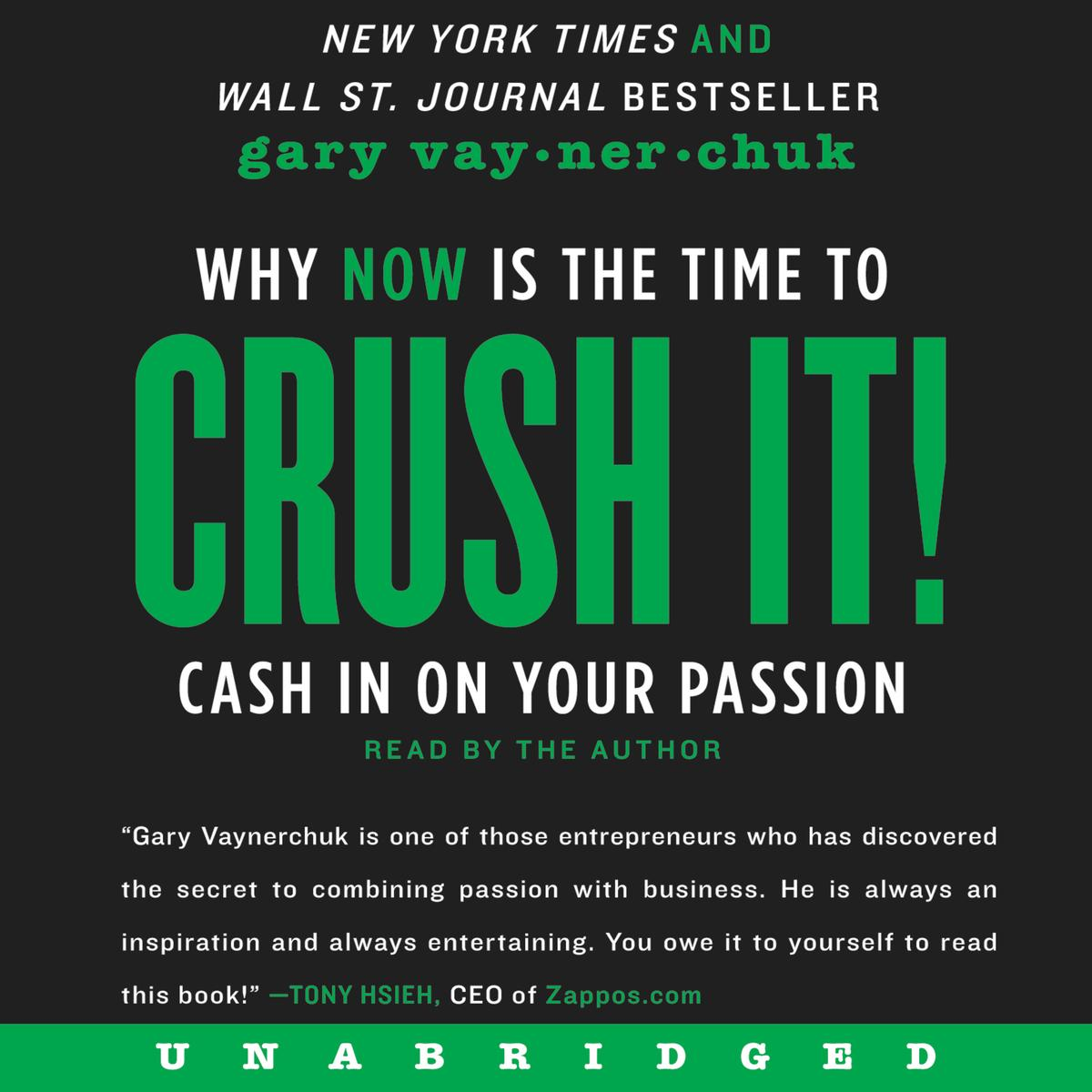 Crush It! - Audiobook