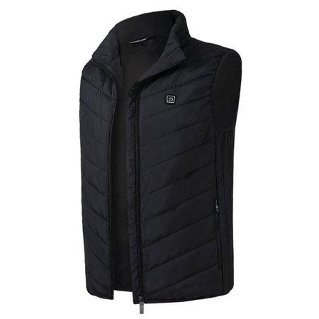 VENSE Smart Charging Heating Vest Graphene Carbon Fiber Heating Vest Jacket - image 3 of 9