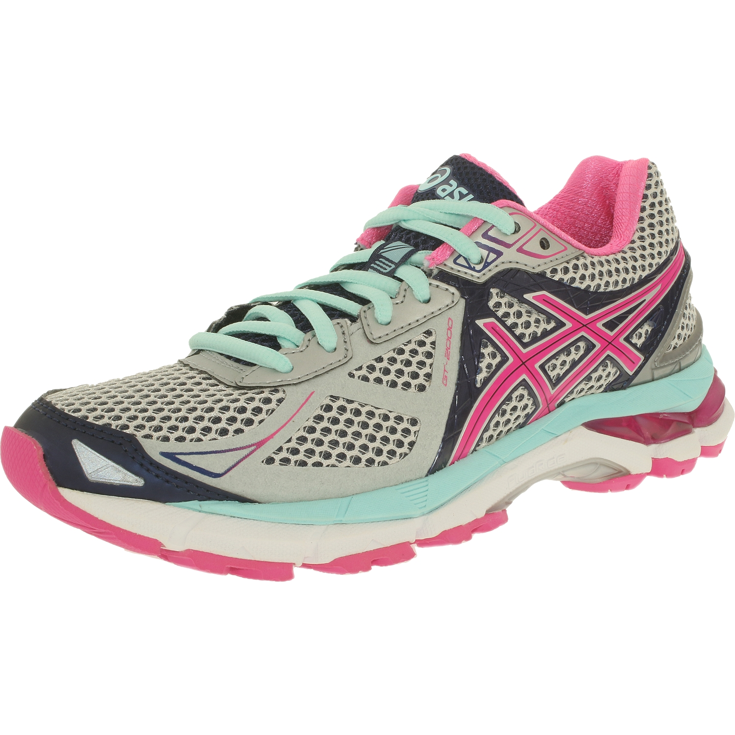 ASICS Womens GT-2000 3 Running Athletic Sneaker Shoes