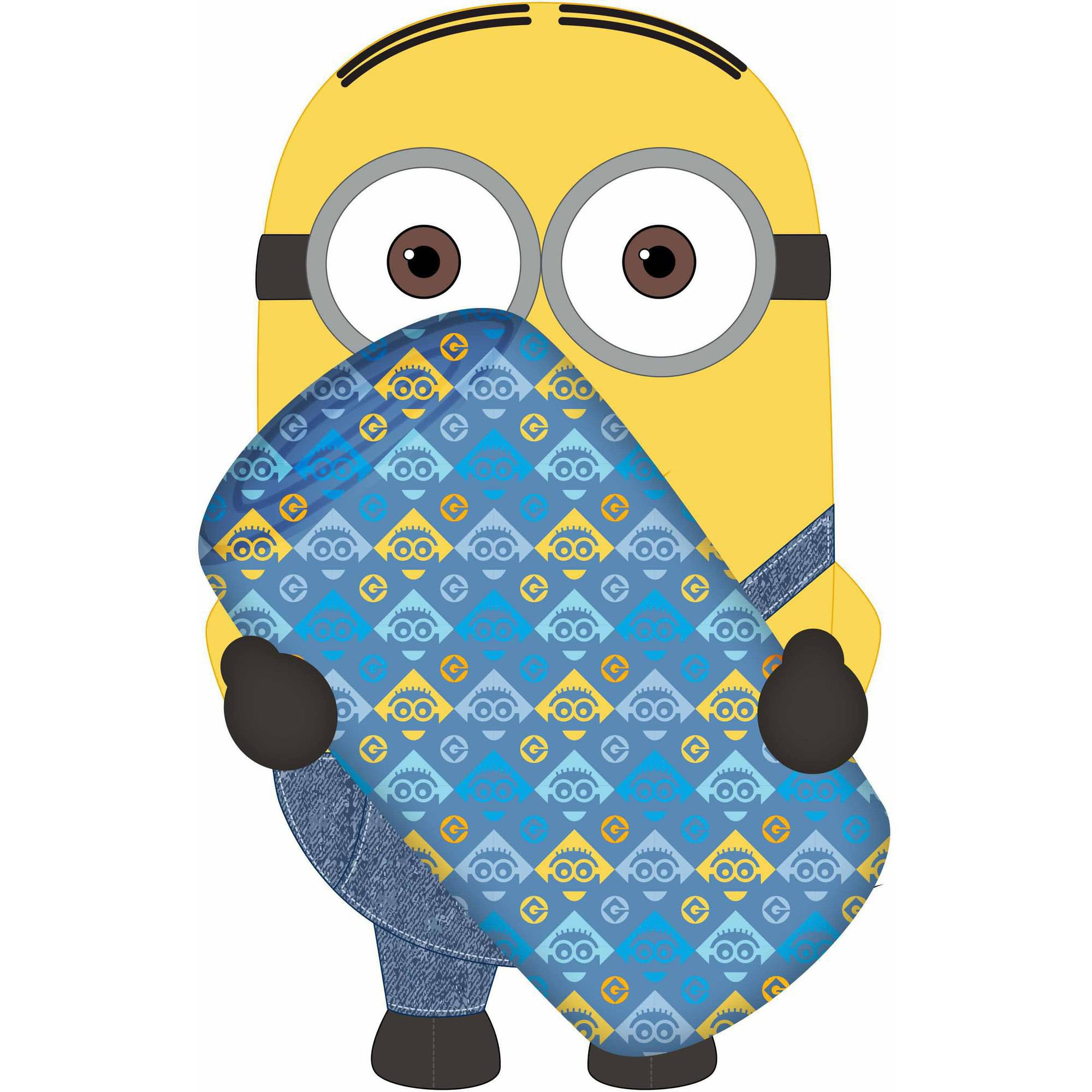 Universal's Despicable Me Minions Bundle of Fun Character and Throw Combo