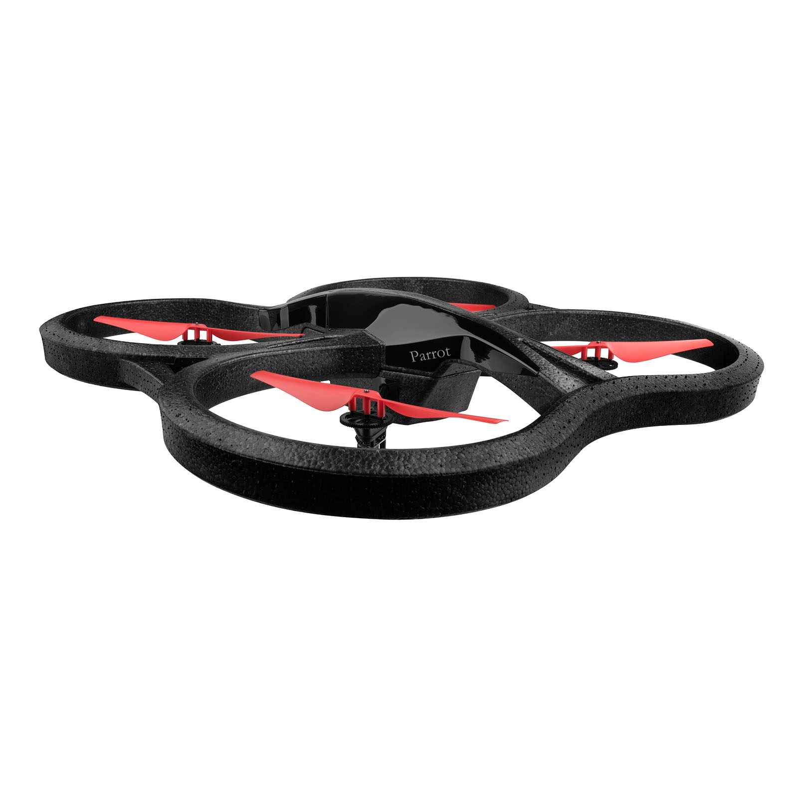 Parrot AR Drone 2.0 Power Edition (Black) (Certified Refurbished)