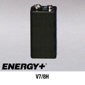 9 Volt Nickel Metal Hydride Battery For Consumer And Industrial Applications V7 8H