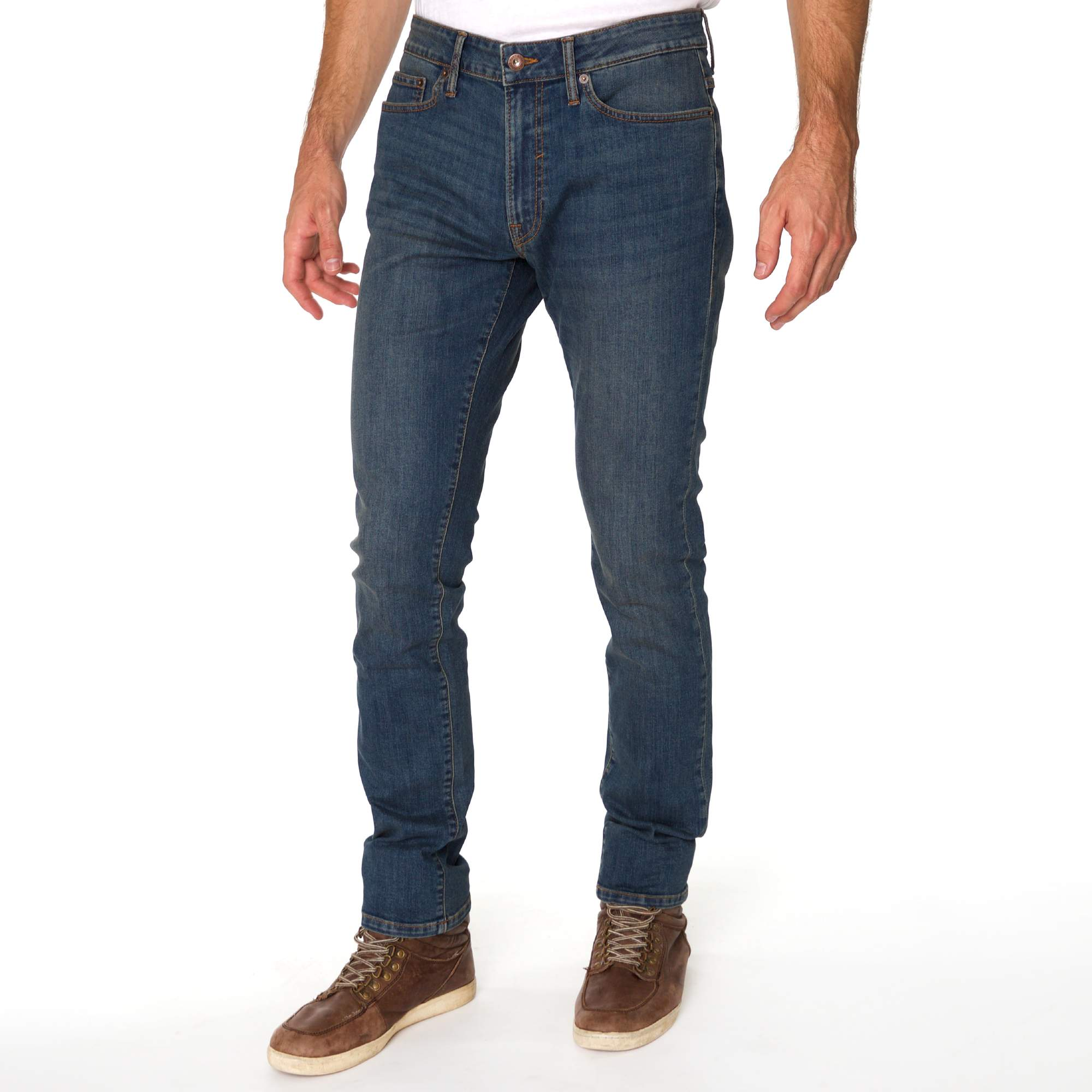 Men's Slim Fit Jeans with Stretch