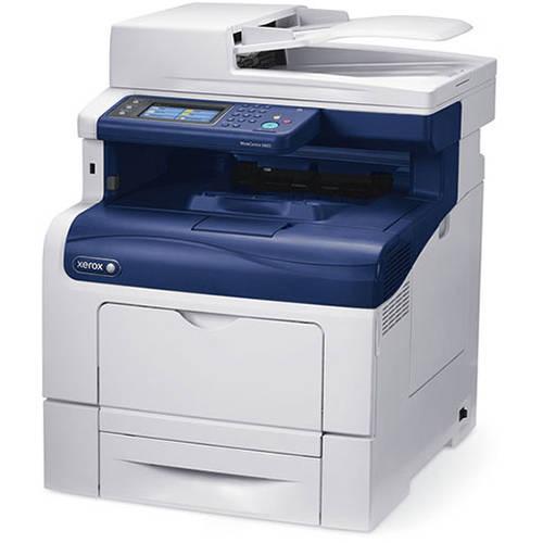 Xerox WorkCentre 6605N Color Laser Multifunction Printer/...
