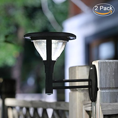 Maggift 33x brighter solar wall lights solar powered wall lamps maggift 33x brighter solar wall lights solar powered wall lamps solar led wall lights outdoor for aloadofball Image collections