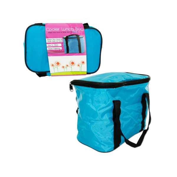 insulated cooler lunch bag lot of 3 walmart
