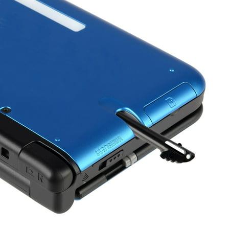 Insten 5-Piece Stylus For Nintendo 3DS XL, Black - image 3 de 6
