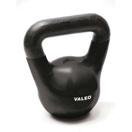 Valeo 45 lb. Vinyl Coated Kettle Bell